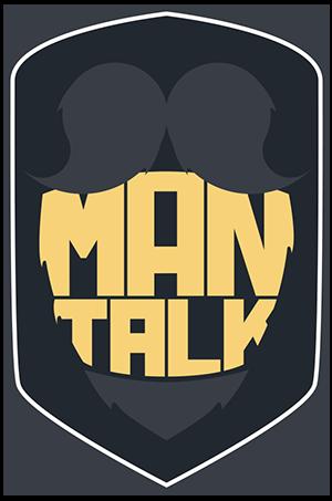 Man Talk Logo
